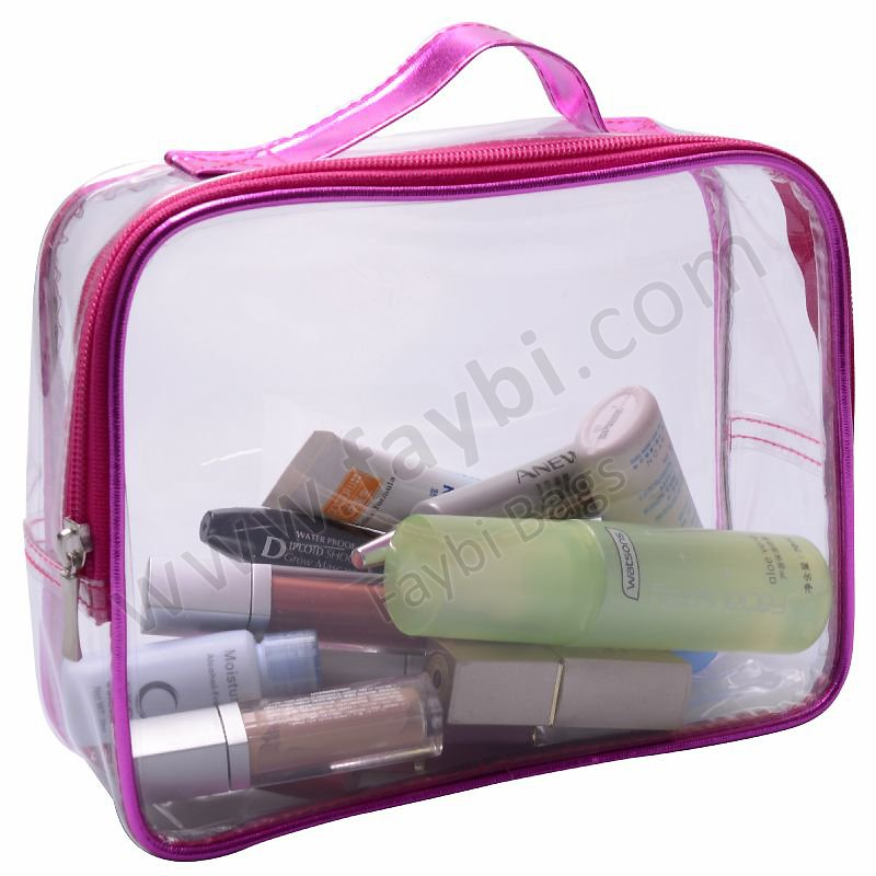Clear PVC Bag_Faybi Bags Co.,Limited