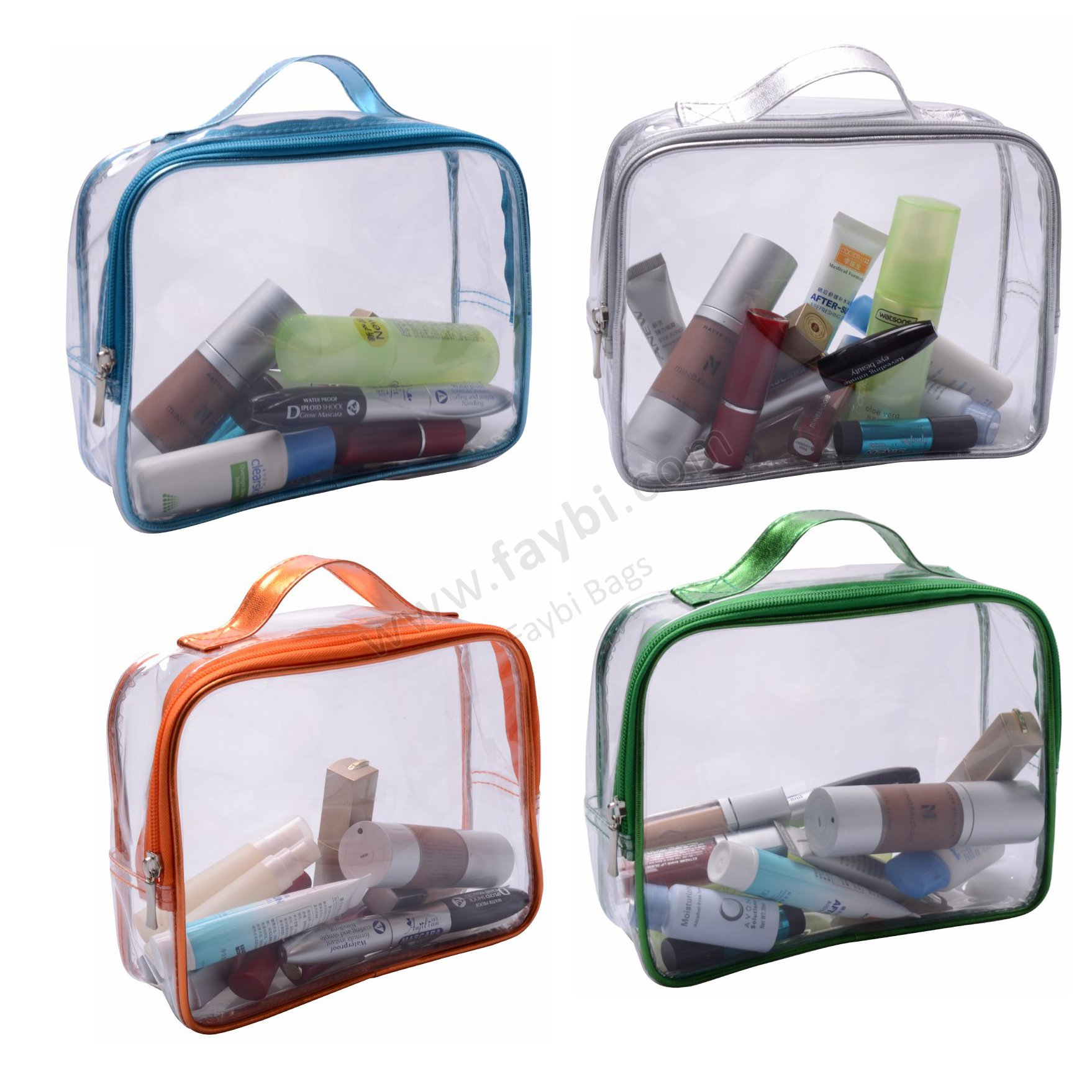 Clear Pvc Bag Faybi Bags Co Limited