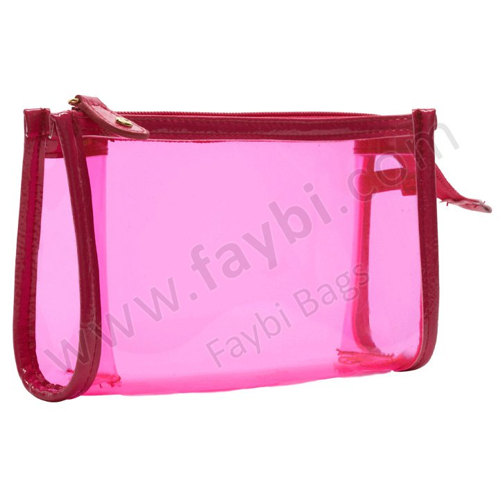 Tpu Cosmetic Bag Faybi Bags Co Limited