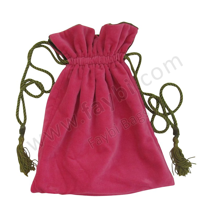 Velvet Pouch_Faybi Bags Co.,Limited